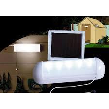 living co solar shed light
