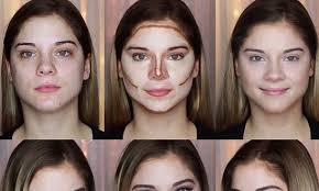 tutorial for a clic contouring makeup