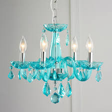 one other image of mini chandelier for bed room