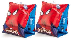 Купить <b>Нарукавники</b> для плавания <b>Bestway Spider</b>-<b>Man 98001</b> BW ...