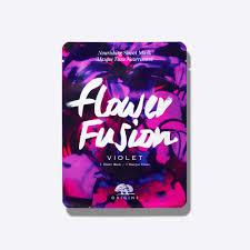 <b>Flower Fusion</b>™ Violet Nourishing Sheet Mask | <b>Origins</b>