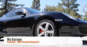 Porsche Cayman S (987) - The best sports car for the money in the ...