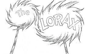 tree the colouring pages tree the colouring pages the lorax book coloring pages