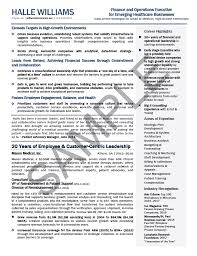 Executive Resume Sample | Chief Financial Officer Executive Resume ...