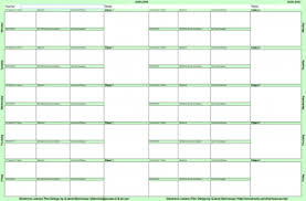 Weekly Lesson Plan Templates Toddler Lesson Plan Templates Template Business