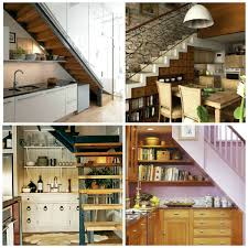 Small Picture Under Stairs Kitchen Storage Home Design Ideas