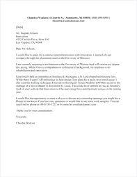 Political Internship Cover Letter Sample Cover Letter For