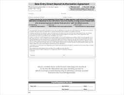 Employee Direct Deposit Authorization Agreement Employee Direct Deposit Authorization Agreement Kadil
