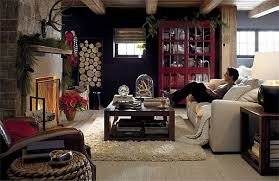 decorate a living room around coffee table