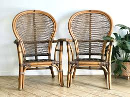 rattan gartenmobel set rattan dining chairs awesome tolle sehr gehend od inspiration