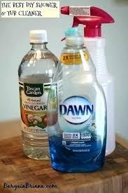 natural shower door cleaner best shower glass cleaner best shower cleaning s the best homemade shower