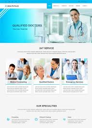 doctor template free download medical hospital website templates free download