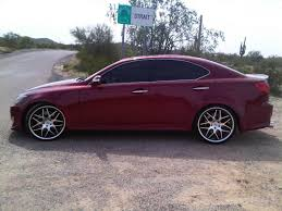 Help with rims on matador red is350 - ClubLexus - Lexus Forum ...