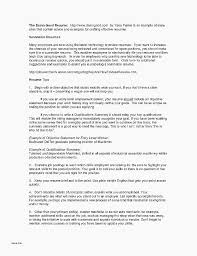 Application Letter For A Job Vacancy 15 New Resume For Jobs Examples