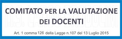 Image result for comitato valutazione docenti