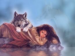 native american wolf wallpaper. Modren American 1308x1052 Indian And Wolf Wallpaper Images  WallpaperSafari For Native American M