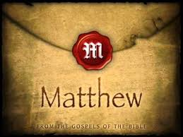 Image result for The Book of matthew