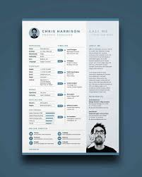 Free Resume Template Free Resume Templates 24 Downloadable Resume Templates To Use 3