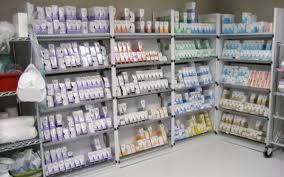 Pharmaceutical Storage Cabinets Framewrxr Bin Shelving Modular Storage System Spacesaver Corporation