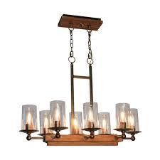artcraft lighting legno rustico light island likable meurice rectangular chandelier shade fixture pendant arturo 8 vray