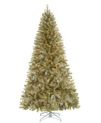 LED Gold Christmas Tree - (6 feet)
