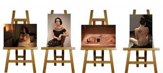 Painting Display Stands Image result for painting display stands Easel Pinterest 16