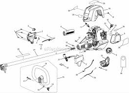ryobi weed eater parts diagram ryobi database wiring ryobi ry34421 parts list and diagram ereplacementparts com