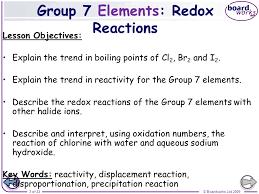 Boardworks AS Chemistry Halogens - ppt download
