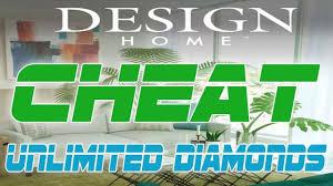 Cheat Design Home Design Home Cheats Get More Diamonds Youtube