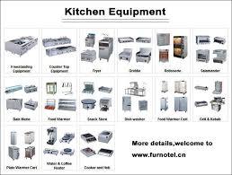 nice hotel kitchen equipment list on regarding hot