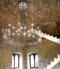l e d diy chandelier by archi s