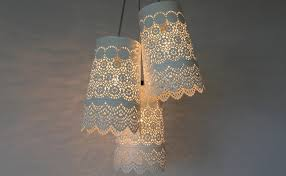 these are some of the easy and simple lamps and chandeliers which you can make at home there is no limit on how imaginative quirky and unique your