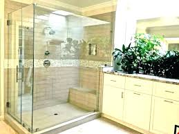 cost of frameless glass shower interior architecture unique