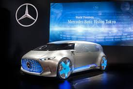 Mercedes Benz To Launch Electric Cars By