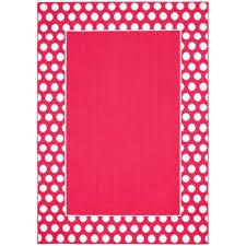 pink and white rug polka dot frame pink white area rug pink white gold rug