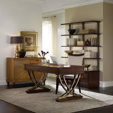 Hooker Furniture Palisade Writing Desk Brown