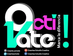 Crearte Logo Crearte Estudio Creativo Logo Publicitario Campaña Crearte