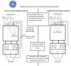 similiar electric motor single phase wiring keywords general electric motor starter 1 phase and 3 phase wiring diagrams
