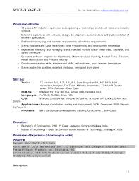 Amazing Datastage Resume Gallery - Simple resume Office Templates .