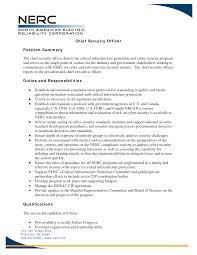 Information Security Officer Sample Resume