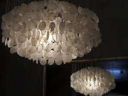 full size of lighting stunning mother of pearl chandelier 3 engaging 4 rare original vernon penton