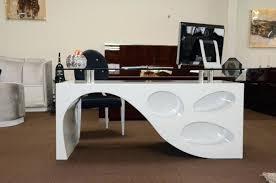 white modern office desk. Remarkable Enchanting Home Office White Modern Desk E