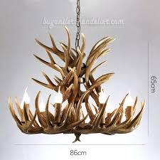 elk horn chandelier cast elk antler chandelier cascade 9 candle style pendant light rustic ceiling lighting home