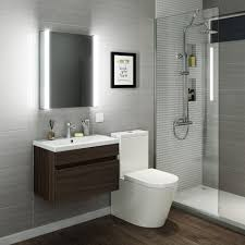 500mmx650mm Luminaire lluminated LED Mirror Cabinet Bluetooth