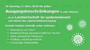 Das gab ministerpräsident söder bekannt. Was Bedeuten Neue Regeln Fur Landwirtschaft Bayerischer Bauernverband