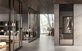 Tutto quello che devi sapere su pareti e porte in vetro • Mondo Garofoli •  Garofoli | Sliding glass door, Italian doors, Sliding doors