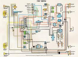 1967 vw wiring diagram wiring diagram schematic thesamba com type 1 wiring diagrams 1968 vw bug wiring diagram 1967 vw wiring diagram