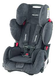 young sport car seat recaro