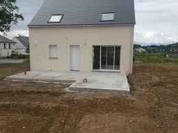Realiser Une Terrasse En Beton Quoi Faire Sur Dalle De B Ton R Solu 39  Messages