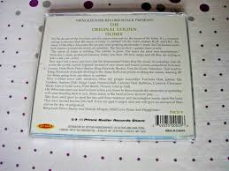 Prince City Lights Vol 4 Prince Buster The Original Golden Oldies Vol 1 Cd